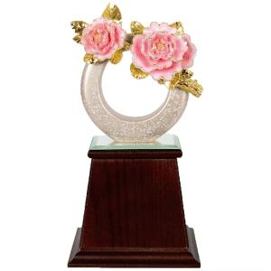 F 琺瑯彩雕塑設計