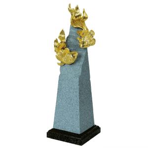 F 青斗石雕塑製作