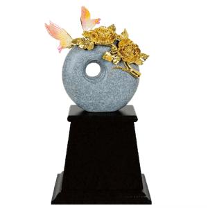 F 青斗石雕塑定製