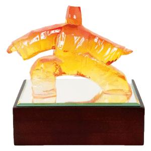 F水琉璃雕塑製做