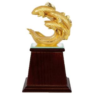 F 琉金雕塑定製