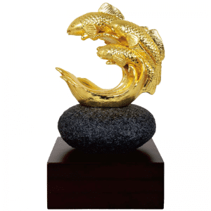 F 純金箔雕塑設計