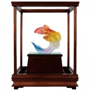F 水琉璃櫥窗製做