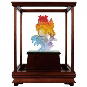 F 水琉璃櫥窗設計