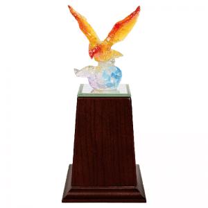 K水琉璃雕塑設計