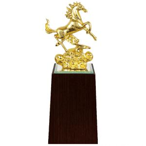 K 金箔雕塑製造