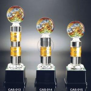 CAS 水晶金屬獎座專賣