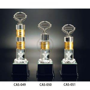 CAS 水晶金屬獎盃費用