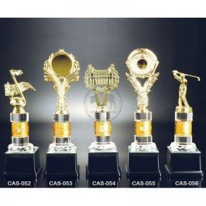 CAS 水晶金屬獎盃價錢