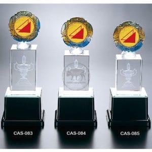 CAS 水晶燈光獎座便宜