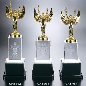 CAS 水晶燈光獎座專賣