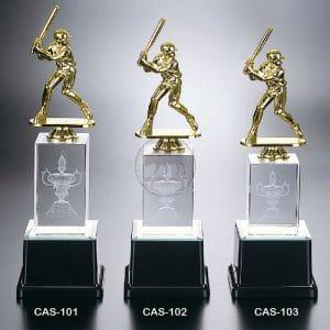 CAS 水晶燈光獎座費用