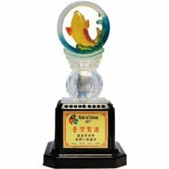 CPL-005 水琉璃獎盃樣式