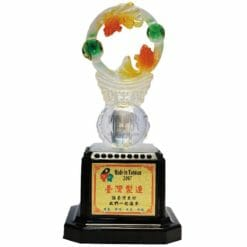 CPL-006 水琉璃獎盃訂製