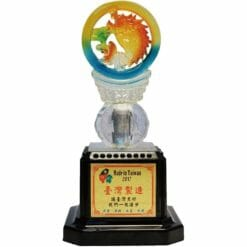 CPL-007 水琉璃獎盃訂做