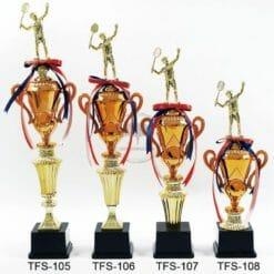 TFS 網球獎盃設計