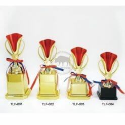 TLF 禮服獎盃