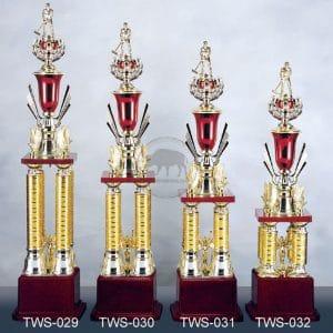 TWS 槌球獎盃