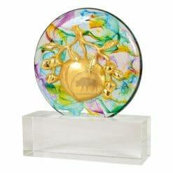 DY  教師節水精琉璃藝品
