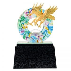 DY  開業水琉璃雕塑藝品