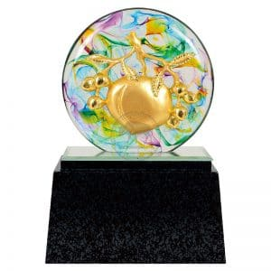 DY  教師節水琉璃雕塑藝品