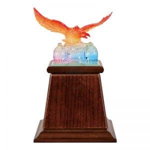 DY  開業水精琉璃雕塑