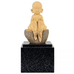 DY 祈福原石雕塑
