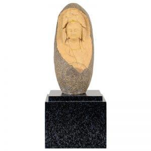 DY 石觀音原石雕塑
