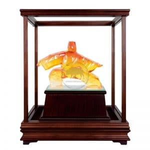 DY 寬仁大度水精琉璃玻璃櫥