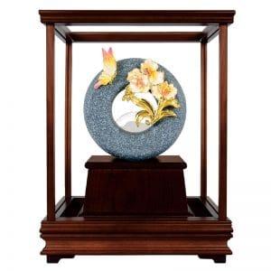 DY 芝蘭之香青斗石玻璃櫥