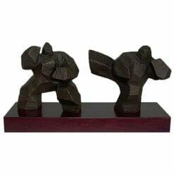 立體雕塑藝品