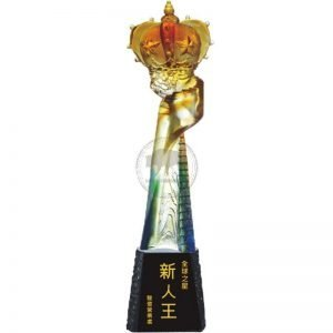 YC K 訂製琉璃獎盃