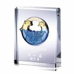 ALC 水晶小獎座