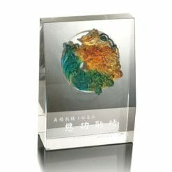 ALC  L琉璃大紀念牌
