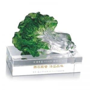 ALC 琉璃白菜