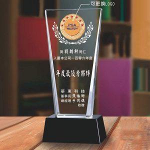 PF 藝品水晶獎盃製造