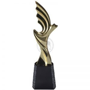 YC-539-10 Black Crystal Awards