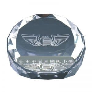 Paperweight Crystal Awards