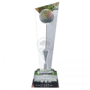 The Peak Crystal Golf Awards