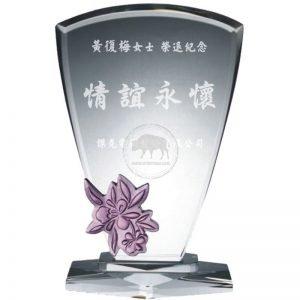 水晶獎牌價位