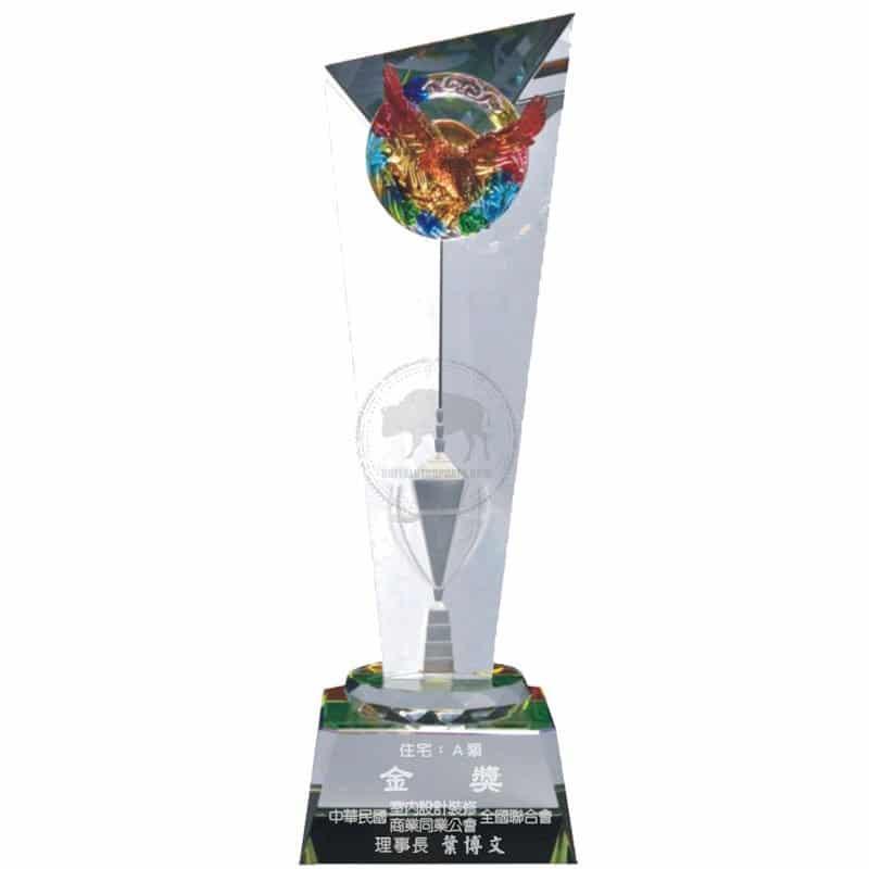 Elite Crystal Trophies