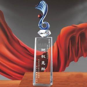 時尚水晶獎盃訂作 PD-067-3