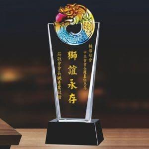 可愛水晶獎盃賣 PF-003