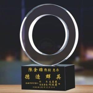 可愛水晶獎盃買 PF-060