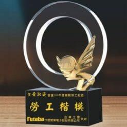 感恩水晶獎盃訂購 PF-060-6