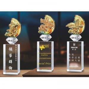 個人便宜水晶獎盃 PX-002-0002