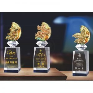 Crystal Awards - Unbeatable - Blue PX-004-0002
