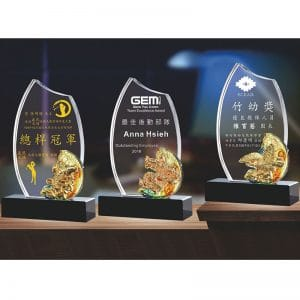 Crystal Plaques - Promotion PX-011-0002