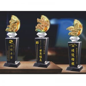Crystal Awards - Benevolence PX-012-0002