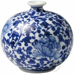 臺華窯花瓶 - 牡丹唐草 0110000212